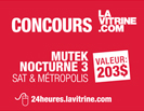 Concours La Vitrine et Rock D&eacute;tente